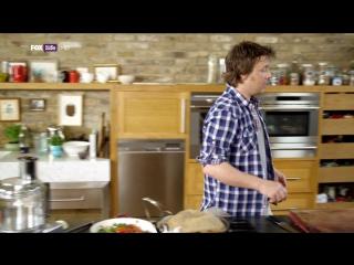 Обеды за 30 минут с Джейми Оливером - 2 сезон 13 серия