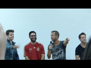 Мадрид Джей Ар о гей-порно актере/Wolf Moon Con 2014