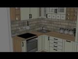 Очень маленькая кухня . Полезные идеи дизайна.