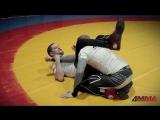 Школа боевого самбо с Игорем Исайкиным - болевые и удушающие приемы в партере.