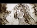 Песочная анимация Берегите мам