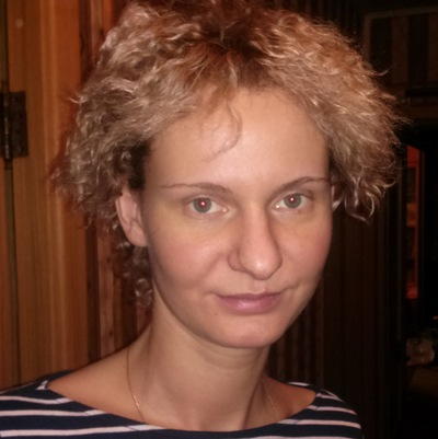 Марина Стогова
