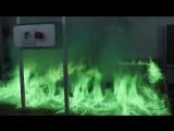 Самые красивые химические реакции.