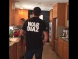 Ник на кухне: Бой с тенью