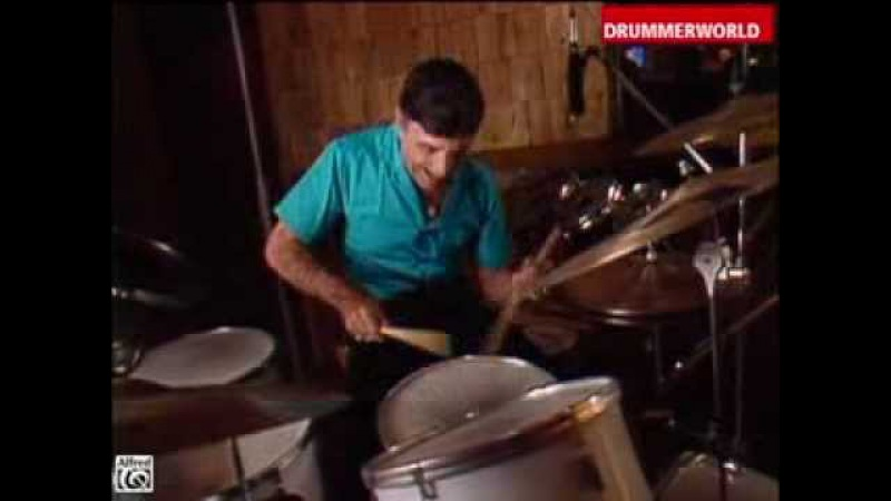 Louie Bellson: THE BIG DRUMSOLO: Here We Go...