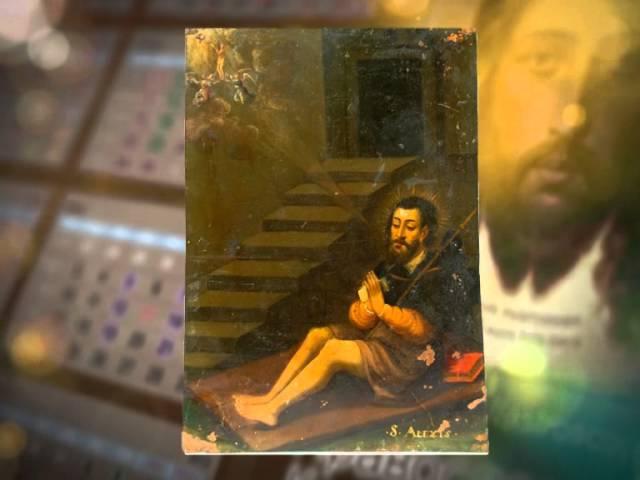 Преподобный Алексей, человек Божий