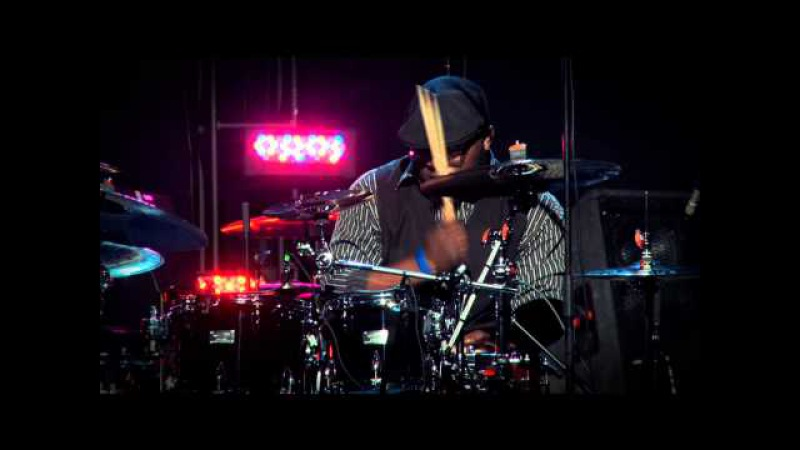 Clyde Frasier - Guitar Center's Drum-Off 2010 Finalist