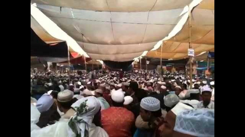 Maulana Saad sb byan tongi part 2 2015 ijtema maghrib friday byan