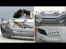 Бизнес идея Изготовление бамперов для авто