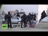 Тунис: 45 мертвых, как боевики нападают на пограничный город недалеко от курортной зоны.