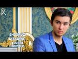 Shoxruz (Abadiya) - Alvido | Шохруз (Абадия) - Алвидо (music version)