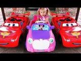 ✿ НОВАЯ МАШИНА МИННИ МАУС Дисней Сюрпризы Mickey and Minnie Mouse New Car Клуб Микки Мауса Disney