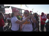 В Бразилии прошла массовая акция в поддержку Дилмы Русеф