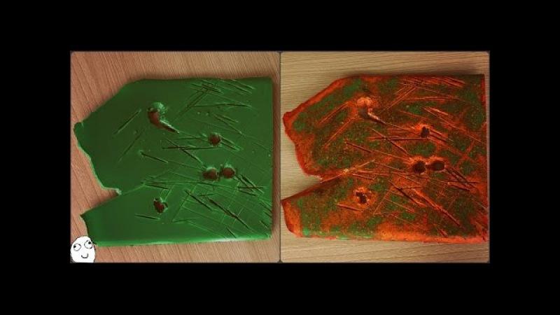 Урок покраски самоделок под ржавчину ( M.H. 147 )