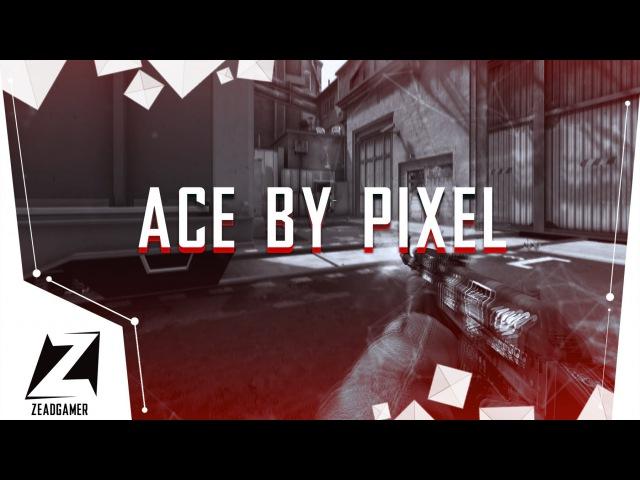ACE by Pixel | de_train [CS:GO]