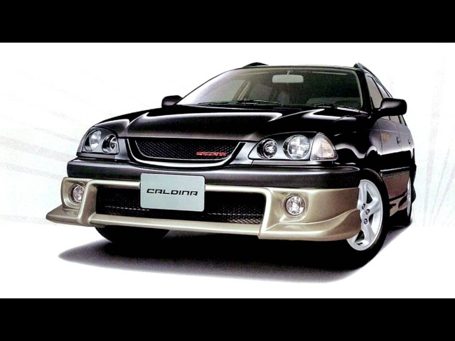 Toyota Caldina GT Active Sports ST210215 '09 1997–12 1999