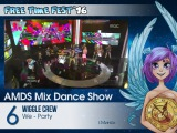 053 Free Time Fest 2016 AMDS Mix Dance Show 6 Wiggle Crew =We Party=