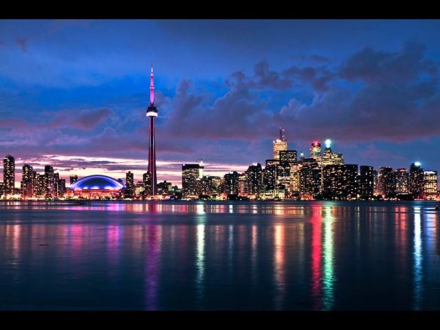 Город наизнанку: Ледяной город Торонто