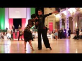 danceComp 2014 | WO LAT | Final Rumba | Zsolt Sandor & Anzhela Kuryshova