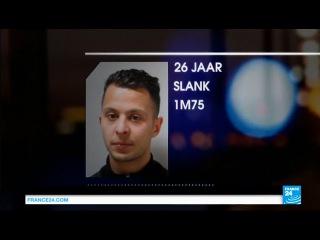 Belgium terror threat: massive police raids continue, prime suspect Salah Abdeslam still at large