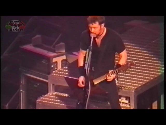 Metallica - Lars double bass Wasting My Hate - [Audio SBD] - Oslo - Norway 11-23-1996