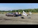 1 квал Mazda 6 MPS 12.668 сек vs VAZ 2108 Turbo