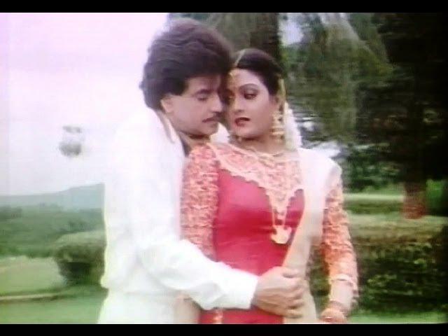 Dil Kahin Kho Gaya Full Song   Kasam Vardi Ki   Jitendra, Chunky Pandey, Farha