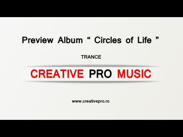 Trance 2014 Preview album Circles of Life by Daniel Galea