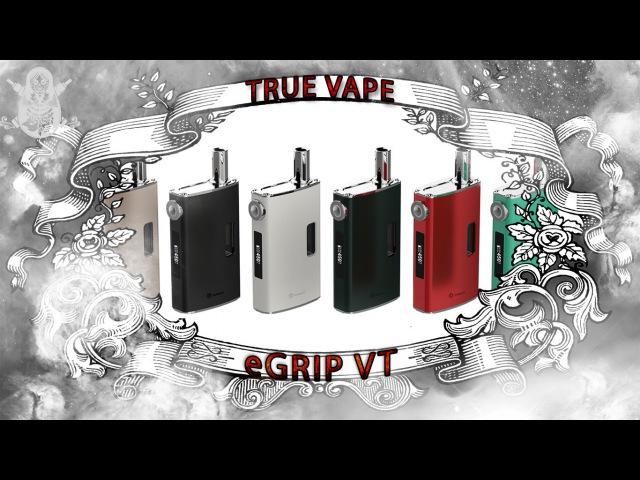 Обзор eGrip VT 30W TC | Универсальный... | from joyetech.com