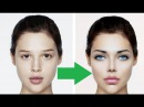 Как заменить лицо на фото/ How to change the person in the photo.