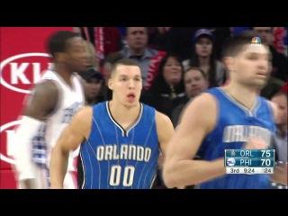 NBA Recap Orlando Magic vs Philadelphia 76ers | February 23, 2016 | Highlights