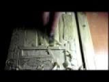 Резьба по дереву Дом из сруба 1часть //  Wood carving a Home from a bar 1part