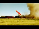 Texas BNSF Railway Freight Trains HEAD-ON Collision Caught On Camera Near Panhandle !