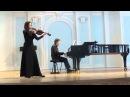 George Enescu Concert Piece (Konzertstück) for viola and piano