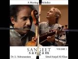 L SUBRAMANIAM  &amp A A KHAN   CD SANGEET SANGAM