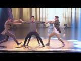 Танцы Никита Орлов, Ваня Можайкин, Макс Нестерович и Юля Николаева (сезон 2, серия 20)