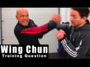 Wing Chun training - Wing chun how to destroy the boxer follow up