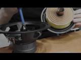 Ремонт динамика / Как перемотать катушку динамика. Колонки Thonet Vander KUGEL