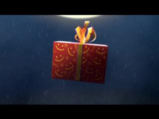 Джи - невезучая Смерть- Санта и Смерть (Dji.Santa  Death) -  Мультик про смерть