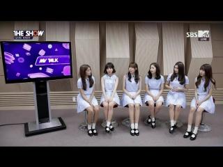 160712 GFRIEND @ SBS MTV The Show