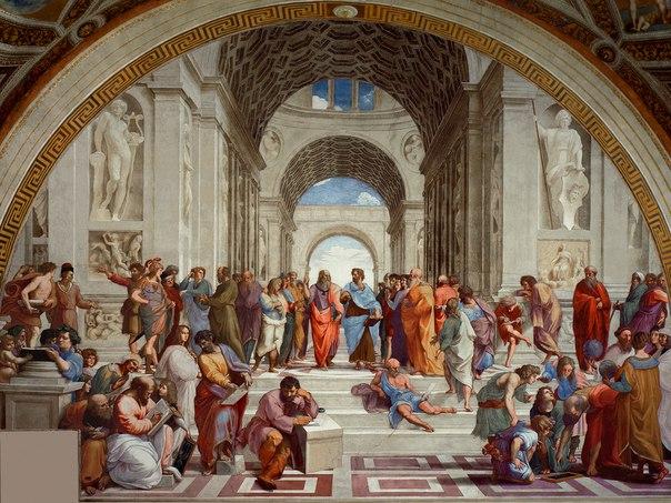 Философия в искусстве Ренессанса