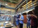 В читальном зале Национального архива Финляндии