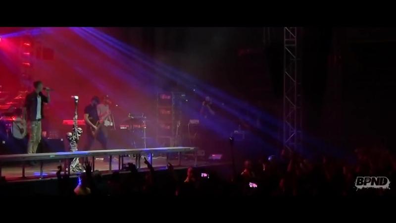 Machine Gun Kelly MGK - See My Tears Live in Warsaw, Poland (21.11.2015) Warszawa Koło