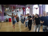 Pachanga workshop with Samuel Funflow in Respublika Rostov (Russia)
