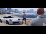 GTA 5 Fast and Furious Paul Walker Tribute