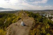 30  мая  2015 - Самарская область: Царёв курган