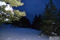 13 января 2015 - Попытка по снегу дойти до каменного лабиринта в Смолькино
