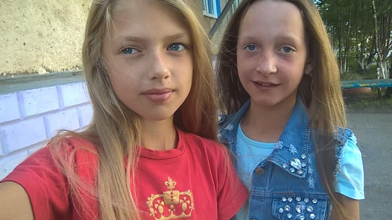 Даша-И-Аня Духанина-И-Усачёва - фото №2