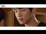 [KARAOKE] Kang MinHyuk - I See You (Entertainer OST) (рус. саб)