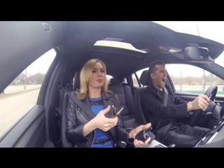 Тест-драйв BMW X4 Drive 35i в программе Разгон.